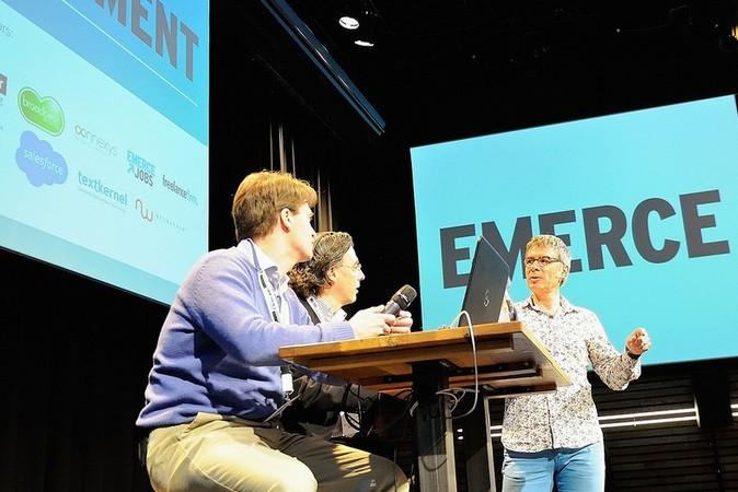 Op 16 april mocht ik de rol van dagvoorzitter op mij nemen bij het Emerce eRecruitment event. Een geweldige dag