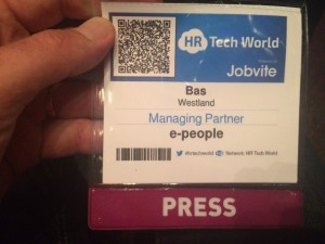 HR Tech World Congress 2015