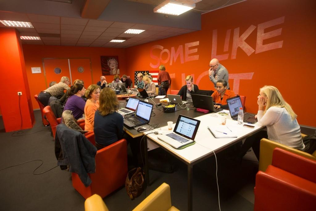 Workshop Je Nieuwe Baan via LinkedIn bij Monday Meetup S2M Utrecht